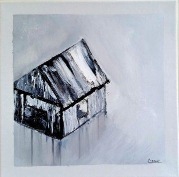 'December Barn' Dublin, OH