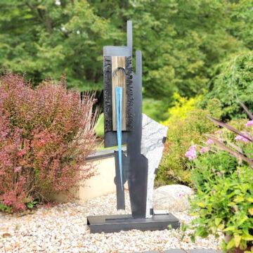 Steel Outdoor Sculpture